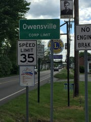 The recently filed petition for annexation of land in Stonelick Township to the Village of Owensville in Clermont County has been withdrawn.