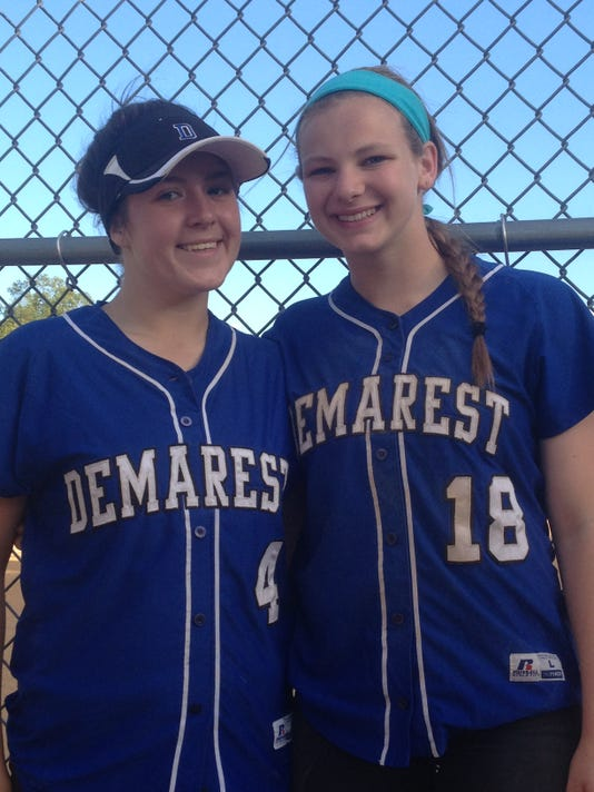 NV/Demarest softball