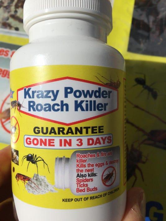 Krazy Powder Roach Killer (1)