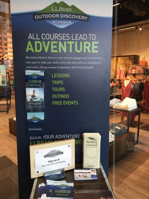 L.L. Bean in Kenwood continues to expand its offering of Outdoor Discovery Schools programs.