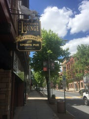 Pat Riley started the Downtown Lounge in 1979.