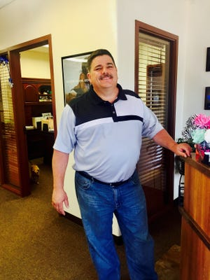 Allen Townsend will celebrate his two-year anniversary with Allstate on May 17 with a client appreciation day.