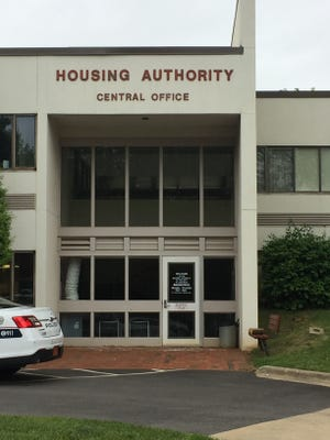 The Housing Authority of Asheville a separate entity from the city and county, but it can request funds like any other agency.