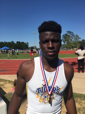 2017 Clarion-Ledger All-state boys' track and field team
