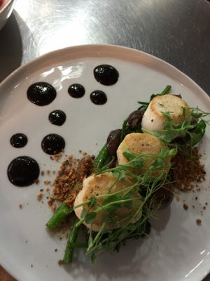 Chef Dallas McGarity is rolling out a summer menu at the Fat Lamb, 2011 Grinstead Dr.
