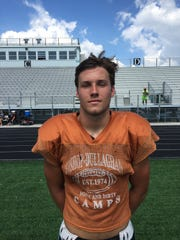 Gulf Coast tight end George Takacs has received scholarship