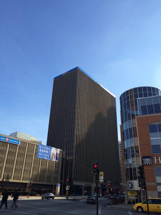 BMO Harris Bank Milwaukee