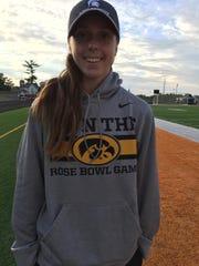 Josie Durr, All-Iowa