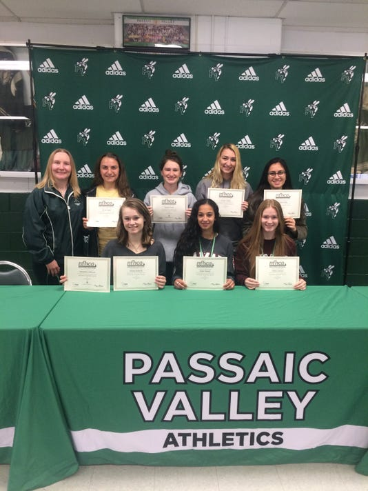 Passaic Valley field hockey