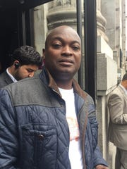Daniel Ansah, who witnessed the terror attack on Saturday,