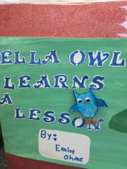 Ella Owl learns a lesson
