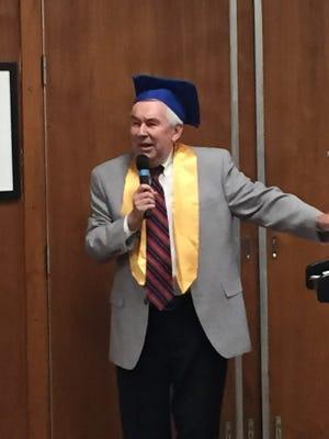 Former guidance counselor John Rogers.