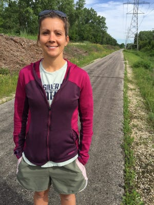 Marathoner-in-training Grace Kassander does fine in training runs until she hits mile 16. Then her body hits a wall.