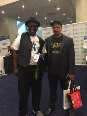 The fourth annual Cannabis World Congress and Business Exposition was held June 14 to 16.