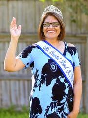 Mae Kelley was crowned Ms. Coastal Bend Senior 2017