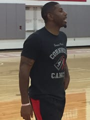 James 'Scoonie' Penn has been Ohio State's director of player development.