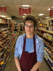 Diane Martindale, co-owner of Plover River Mercantile —the sole grocery store in Bevent —said business has been a little slower than usual since State 153 was closed.