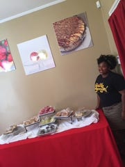 Monique Williams is the owner of The Cheesecake Empori-Yum,