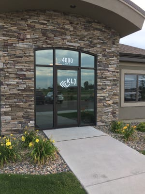 KLJ, a North Dakota-based engineering firm, is staffing a new Sioux Falls office.