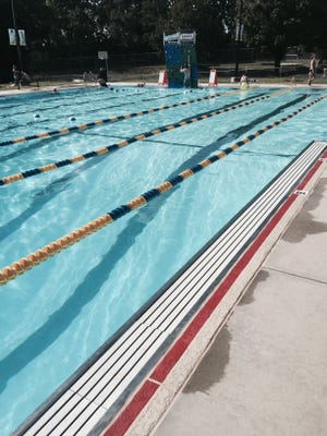 Columnist Andy Sandrik would love to complete a triathlon one day, but there's one hurdle he must overcome first: A difficulty with swimming.