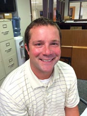 Zach Wigle, the Solon Community School District's activities director, will become principal of the district's new intermediate school in July 2018.