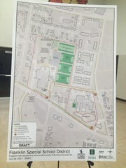 Draft property improvement plans at Freedom Intermediate