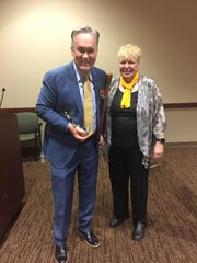 Carrier ClinicCEO/President Donald J. Parker with