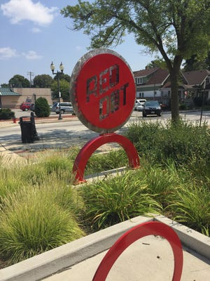 The Red Dot tavern and restaurant is located at 6715 W. North Ave. in Wauwatosa.