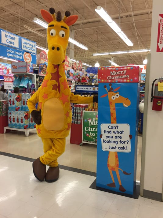 Toys R Us Comeback New Name Same Geoffrey