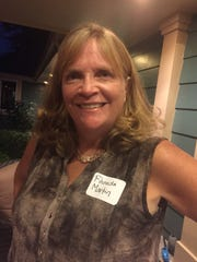 Rhonda Martin is running for the Johnston City Council