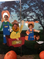 Staff at the the El Paso Corn Maze are ready to offer