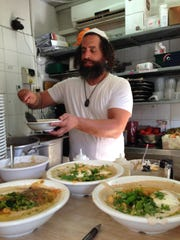 """The food that binds the Middle East together is the star of """"Hummus! The Movie."""""""