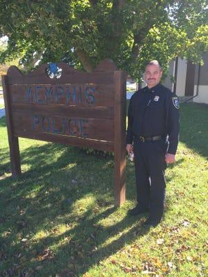 Dan Kolke is the new Memphis police chief.