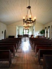 Fall Ramble attendees will tour St. John's Episcopal