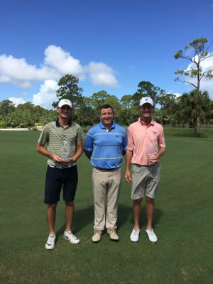 Jace McCarron won the 30th Annual Treasure Coast Amateur Championship over Tim Kelly after McCarron defeated Kelly on the first hole of a sudden-death playoff.  McCarron, who won the event in 2015, and Tim Kelly who has finished runner-up five times, finished tied after thirty-six holes at even par.  Defending champion Dylan Miranda and two-time champion, Kevin Altenhof, finished one stroke out of the playoff.