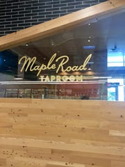 The Maple Road Taproom will offer 24 beers on tap,