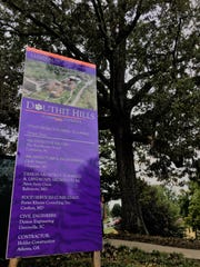 Clemson University's $212 million Douthit Hills project,