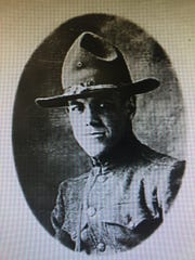 World War I casualty Howard M. Karg of Mount Holly