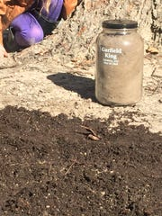 Soil collected in Salisbury to honor Garfield King, a victim of lynching on the Eastern Shore.