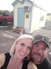 Stayton residents Heidi Shamblen and her husband, Bill Sickendick