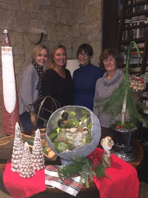 Town and Country Garden Club of Sheboygan is planning a fundraiser this Saturday at Pine Hills Country Club in Sheboygan.