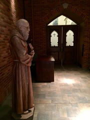Solanus Casey statue will move inside sanctuary after