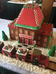 """Beginning November 24 Waelderhaus, the historic """"house in the woods"""" will treat families to holiday music and dozens of sugary creations on display at the 21st Annual Gingerbread Festival."""