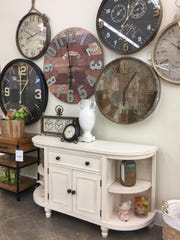 Ashley HomeStore clocks