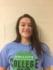 Jenna McFarland, Northeastern High School girls basketball