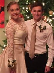 Snowball Dance – North Posey High School Freshmen Kimberly