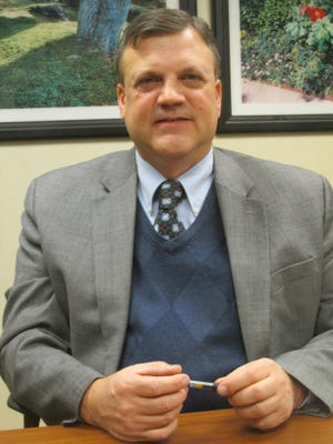 Larry Burks will become West Chester Township's new administrator in  mid-February.