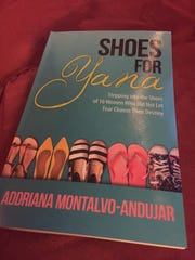 """Shoes for Yana,"" published this month, features the"