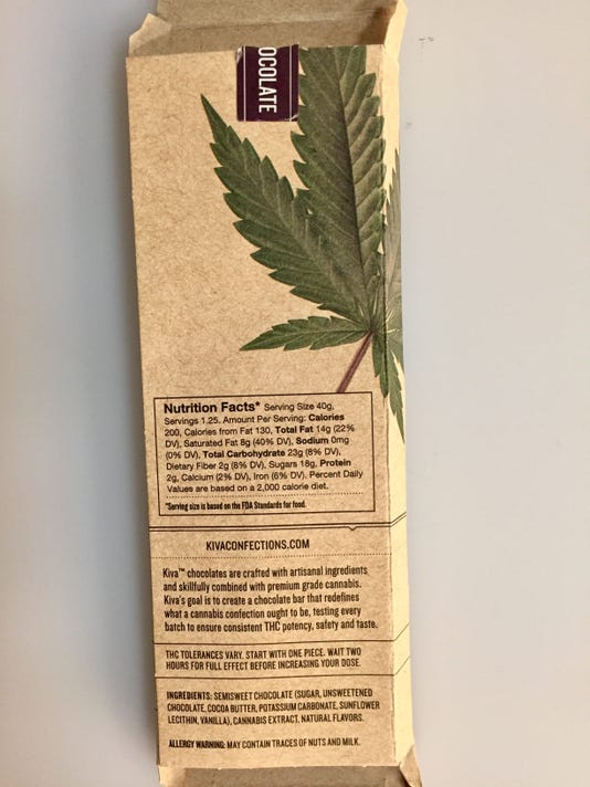 marijuana package