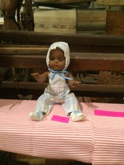 The Big Springs Museum in Caldeonia asked people to bring their dolls for a temporary exhibit.